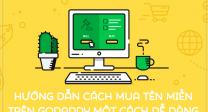 Hướng dẫn cách mua tên miền trên GoDaddy dễ dàng