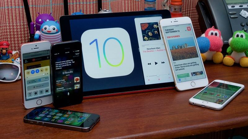 IOS 10.3 chính thức phát hành cho Iphone và Ipad