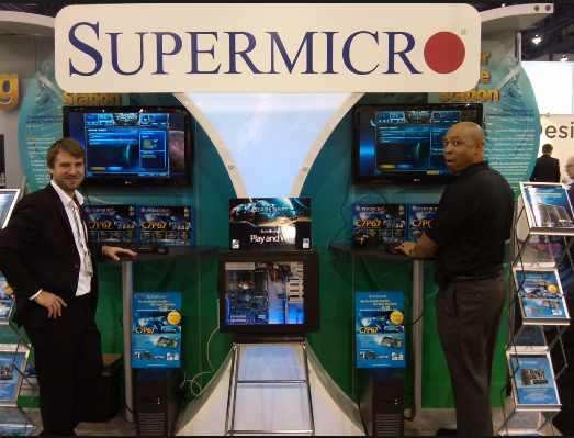 Hỏi đáp máy chủ supermicro