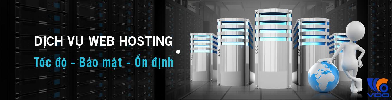 Vì sao bạn nên chọn sử dụng dịch vụ lưu trữWeb hosting của VDO?
