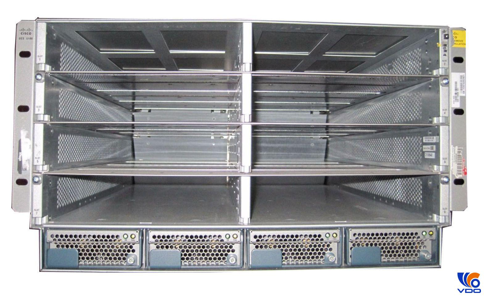 Lựa chọn chassis Sever